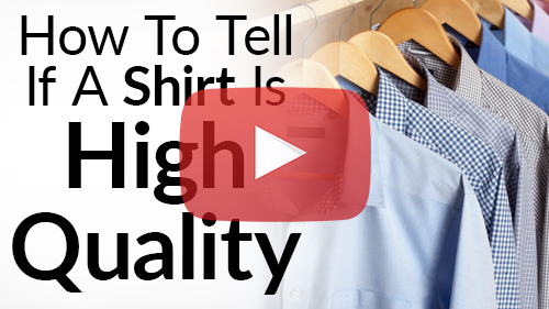 how-to-tell-if-a-shirt-is-high-quality-youtube